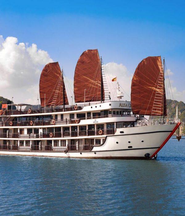 alisa premier cruise halong