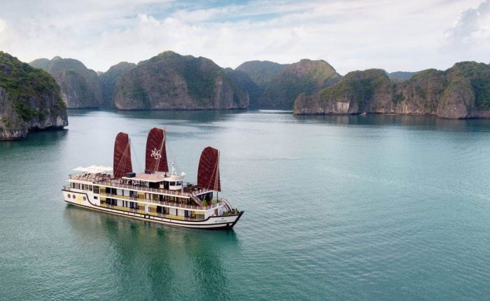 orchid cruise halong bay
