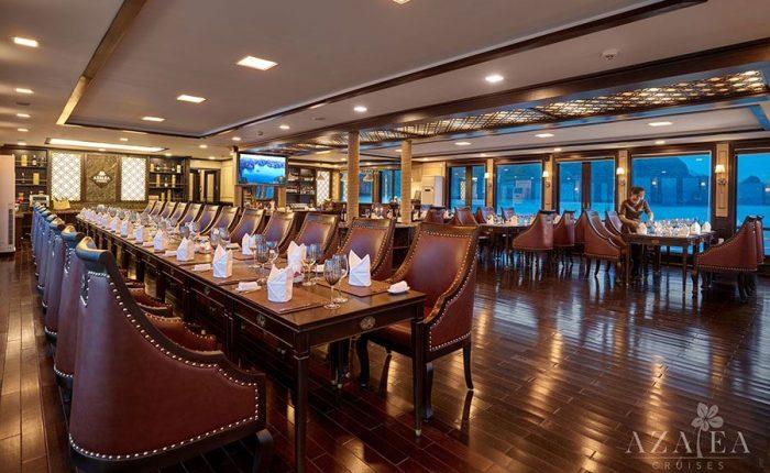azalea cruise lan ha bay