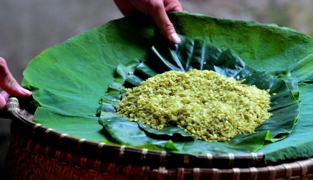 com vong sticky rice hanoi