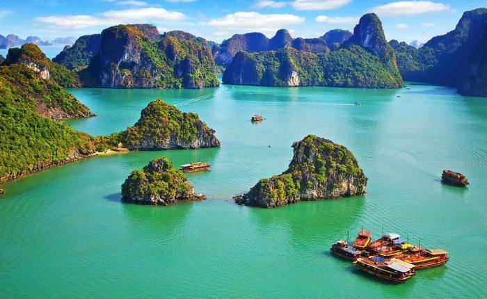 halong vietnam