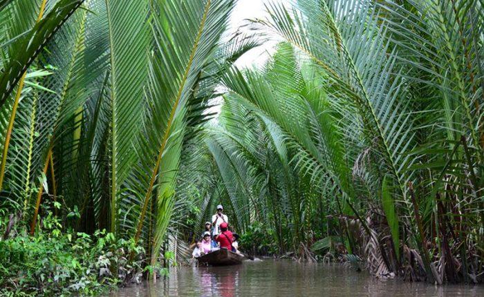 my tho on mekong delta