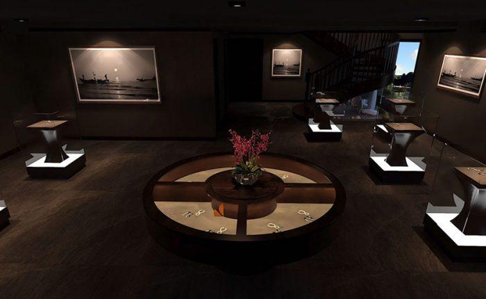 scarlet pearl cruises museum