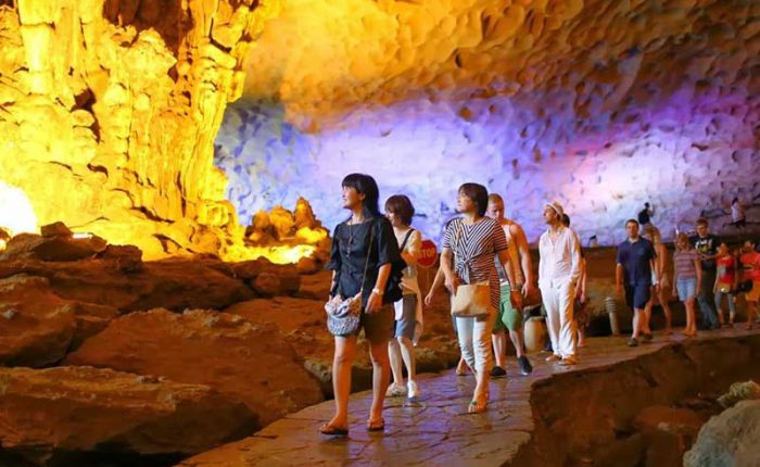 thien cung cave halong